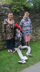 Scarecrow Festival ladies!